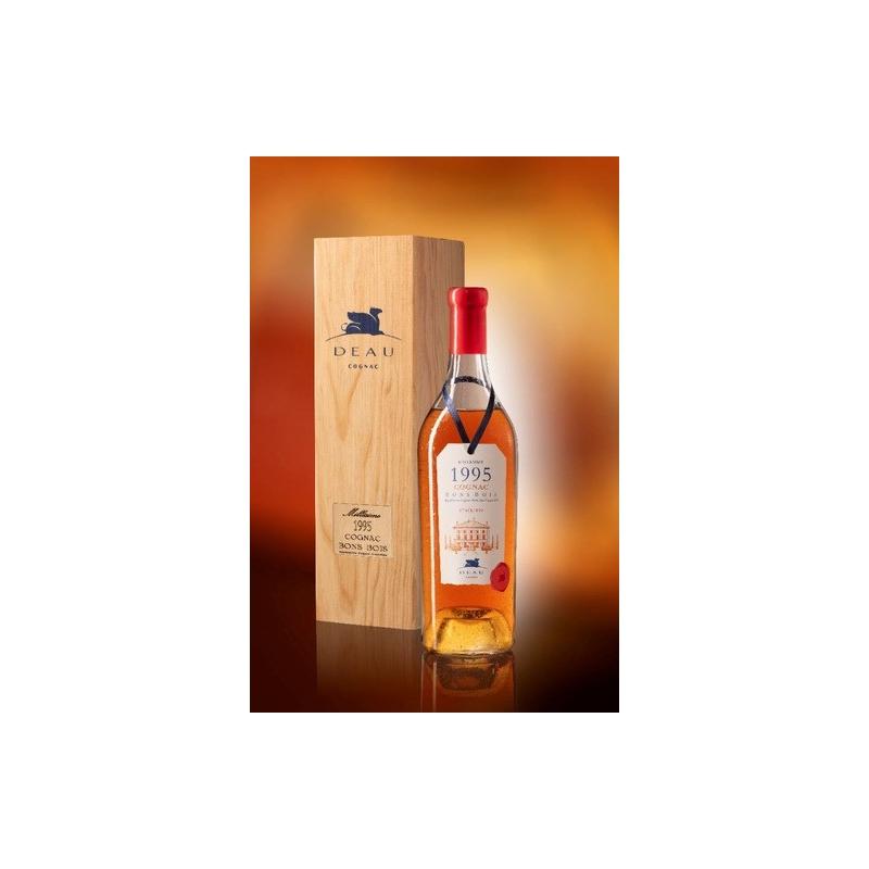 Millesime 1995 Bons Bois Cognac Deau