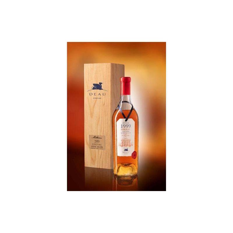 Millesime 1999 Fins Bois Cognac Deau