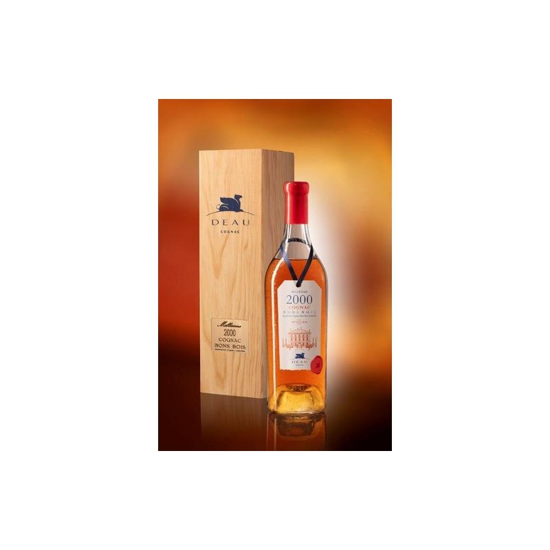 Millesime 2000 Bons Bois Cognac Deau