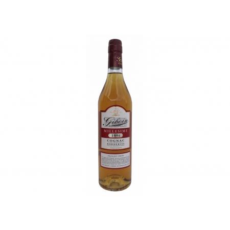 Millesime 1996 Cognac Giboin