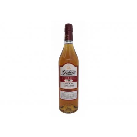 Millesime 1997 Cognac Giboin