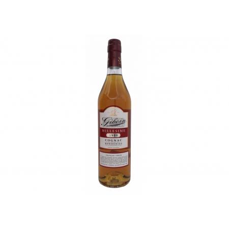 Vintage 1999 Cognac Giboin