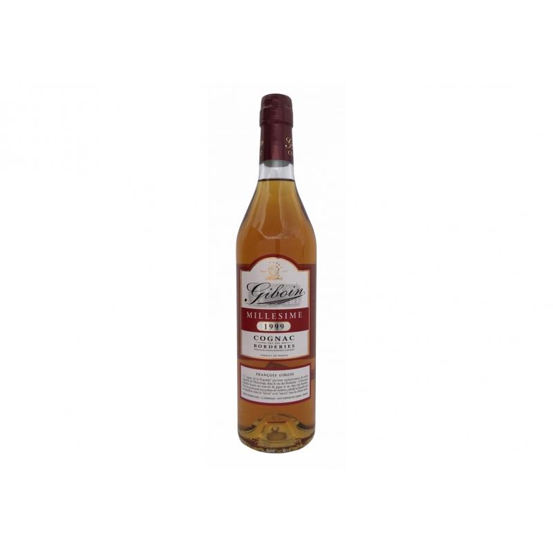 Millesime 1999 Cognac Giboin
