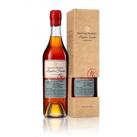 """Cognac Pasquet """"L'Esprit de Famille"""" - PIERRE"""