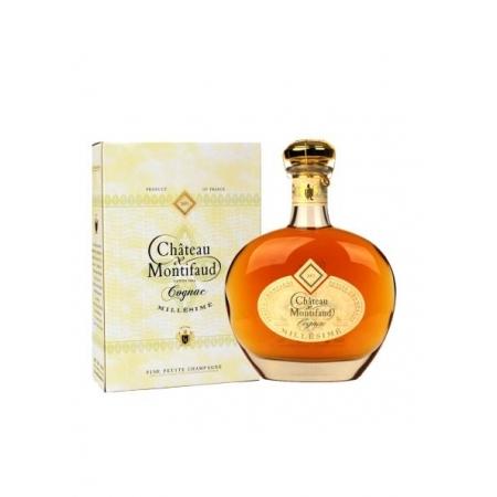 Vintage 2001 Petite Champagne Cognac Chateau Montifaud