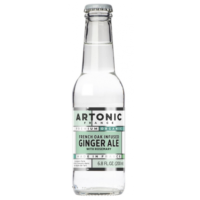 French Oak Infused Ginger Ale Artonic