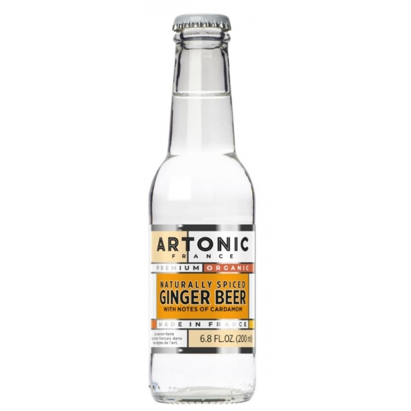 Naturally Spiced Ginger Beer Artonic