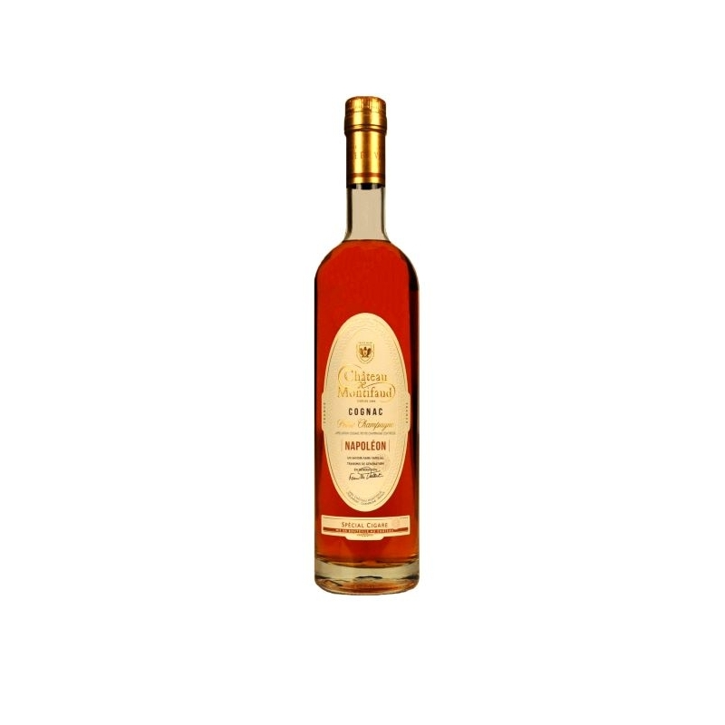 Napoléon Cigare Cognac Château Montifaud