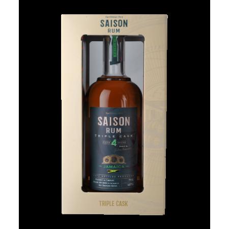 Triple Cask Jamaica Saison Rum