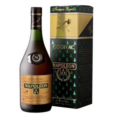 Napoleon Grande Champagne Cognac François Peyrot