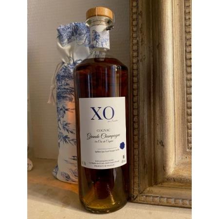 XO by Amandine Grande Champagne Cognac Jacques Denis