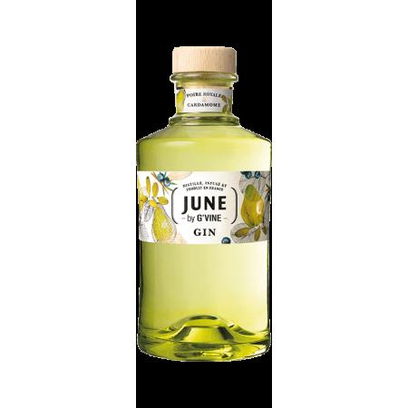 June by G'Vine Liqueur de gin - Poire