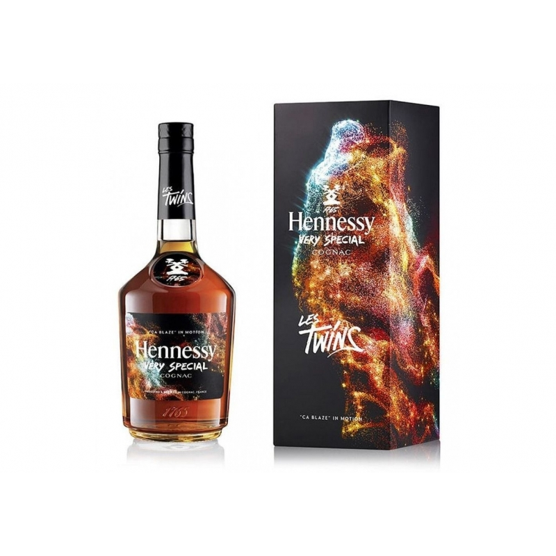 Hennessy VS by les Twins CA BLAZE in motion Limited Edition