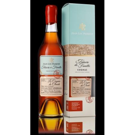 Le Cognac de Claude - Pasquet - Le Tresor de Famille