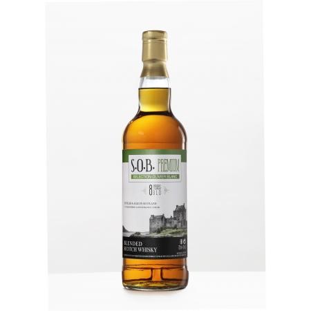 Premium Scotch Whisky / SOB