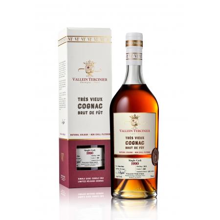 1990 Bons Bois Cognac Vallein Tercinier