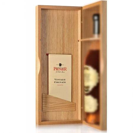 1972 Petite Champagne Cognac Prunier