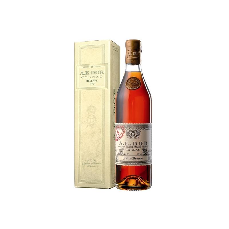 Vieille Réserve N°6 Grande Champagne Cognac A.E Dor