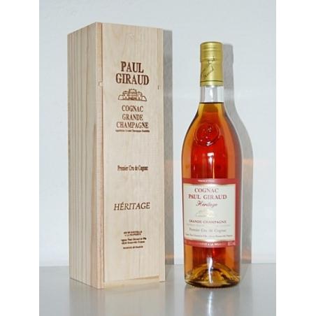 Heritage Cognac Paul Giraud