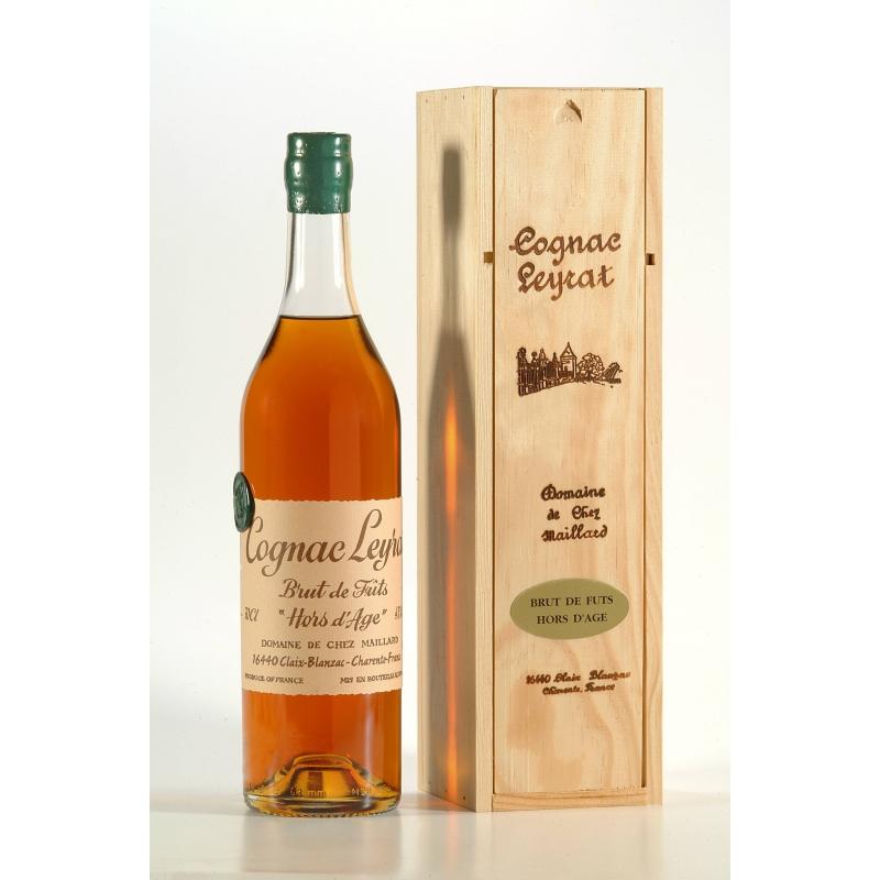 Hors d'Age - Brut de Fût Cognac Leyrat
