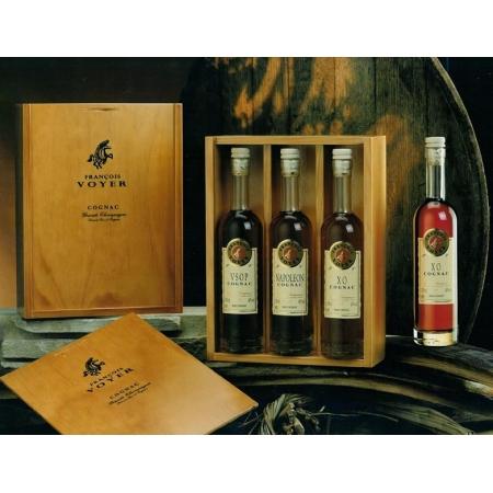 Tasting Box Cognac François Voyer