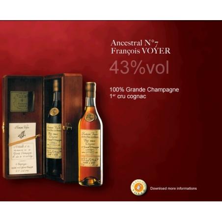 Ancestral - Lot N°7 Cognac François Voyer