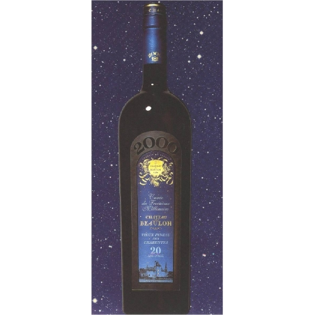 Pineau Blanc Cuvée Millennium 2000 Magnum