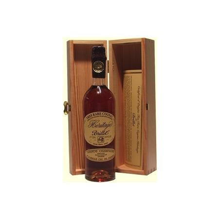 Très Rare Héritage - Brut de Fût Cognac Brillet