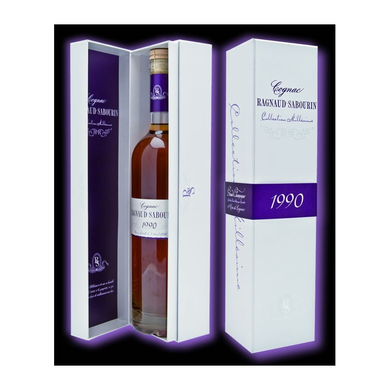 Cognac Ragnaud Sabourin Millésime 1990