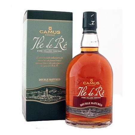 Ile de Ré Fine Island Double Matured Cognac Camus